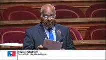 Hilarion Vendégou, Sénateur de la Nouvelle-Calédonie : Délinquance en Nouvelle-Calédonie