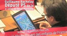 Zapping politique : à la recherche du député jouant au Scrabble