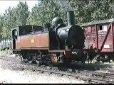 Train vapeur de Touraine