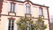 Inauguration de l'école Pasteur à Montmorency