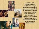 FIN DES TEMPS & CALENDRIER MAYA Les signes-SCIENCE  2-16 (La Vierge de Guadalupe 2)