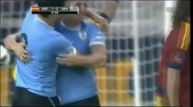 Gol del Cebolla Rodríguez vs España