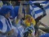 #Uruguay-#España GOL del Cebolla Rodriguez 32' empata el partido 1-1