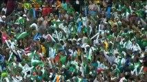 Coppa d'Africa - Mali 1-4 Nigeria, semifinale