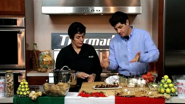 Foodies of New England Episode 10--Italian Cooking with Chef Christiana Ernst