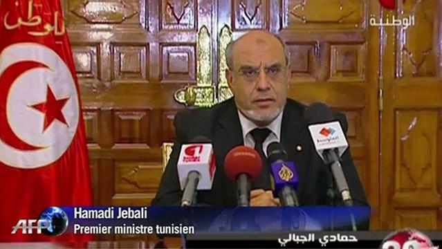Tunisie: nouveau gouvernement après le meurtre d'un opposant