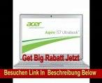 Acer Aspire S7-191-73514G25ass 29,5 cm (11,6 Zoll) Touch Ultrabook (Intel Core i7 3517U, bis zu 3.00 GHz, 4GB RAM, 256GB SSD, Intel HD 4000, Win 8) silber