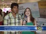 Estreno de El Yaque: Una película donde los sueños se mueven sobre la tabla de windsurf
