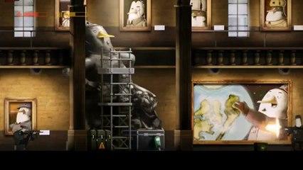 PS Vita Gameplay de Rocketbirds: Hardboiled Chicken