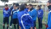 Quarto (NA) - La squadra di calcio della legalità (06.02.13)