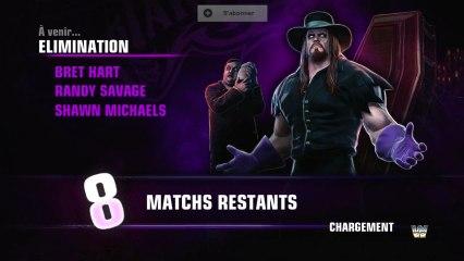 En route vers Summerslam #3 Hogan/Savage/Bret Hart/HBK - Path Of Champion Legends WWE All Stars