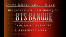 """Conférence : """"Banque et nouvelles technologies"""" par A.Fradin, directeur général du Crédit Mutuel"""