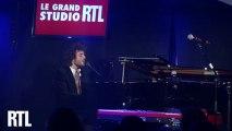 Simon Autain - Le voyage en douce en live dans le Grand Studio RTL