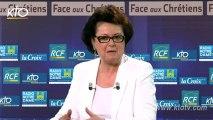 Christine Boutin : « Je rends hommage à Madame Sylviane Agacinski ! »