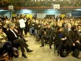 Syndicat FO 2e réunion publique Rythmes scolaires à Paris