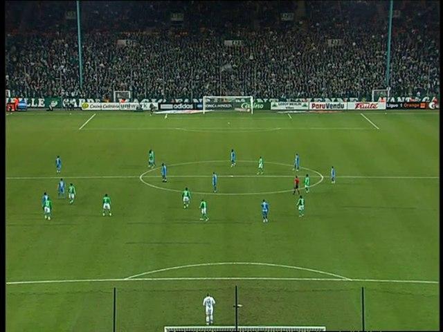 17/02/07 : John Utaka (59') : Saint-Etienne-Rennes (1-3)