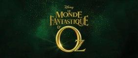 Le Monde Fantastique d'Oz - Bande-Annonce / Trailer #2 [VF|HD1080p]