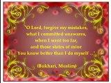 Les prières du Prophète Mohammed (pbsl) dans les hadiths 1-2  islam