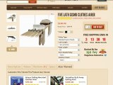 Video Review for Five Lath Gismo Clothes Airer