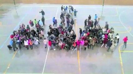 Le soutien du Lycée français de Valladolid à Bubi