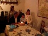 anniversaire Julie en 2004