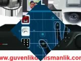Güvenlik kamera sistemleri Önemli Bilgiler.