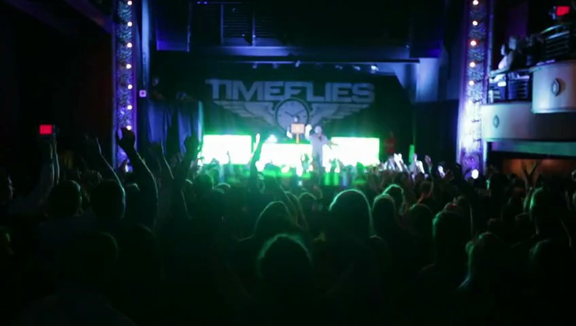 Timeflies Tuesday - We Found Love HD