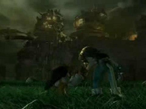 Final Fantasy IX - Enya - Book of Days