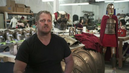 Making Of 1/2 de God of War : Ascension