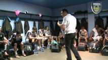 La réaction des Aixois après Billère (Aix Handball)