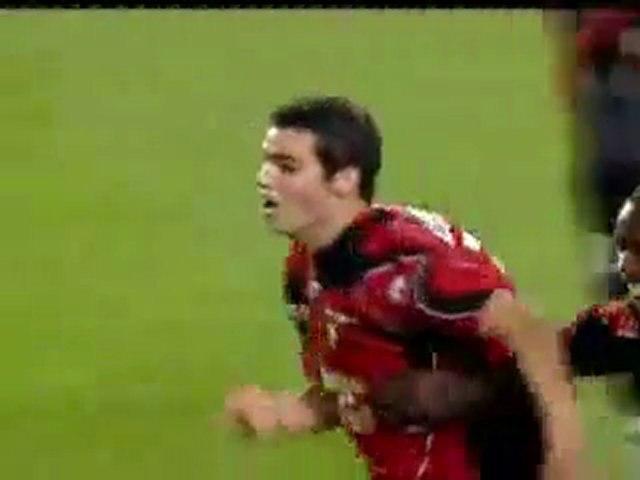 20/11/05  : Yoann Gourcuff (27') : Rennes - Toulouse (4-1)