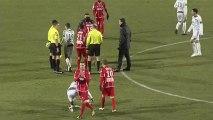 Nîmes Olympique (NIMES) - Stade Lavallois (LAVAL) Le résumé du match (24ème journée) - saison 2012/2013