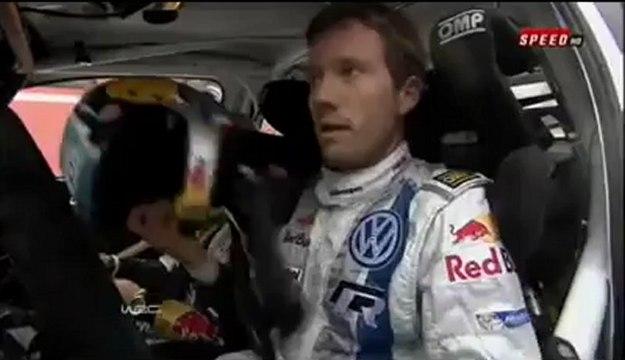 WRC Rally Sweden 2013 - Day 2 (www.RallyPulse.com)