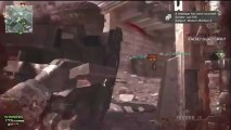 MW3: BARRETT 50 CAL MOAB! - Sniper Tips!