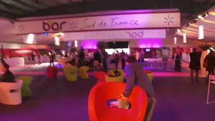 Une journée dans l'envers du décors - Open Sud de France 2013