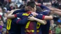 برشلونة 2-0 خيتافي - هدف ليونيل ميسي - تعليق علي سيد الكعبي