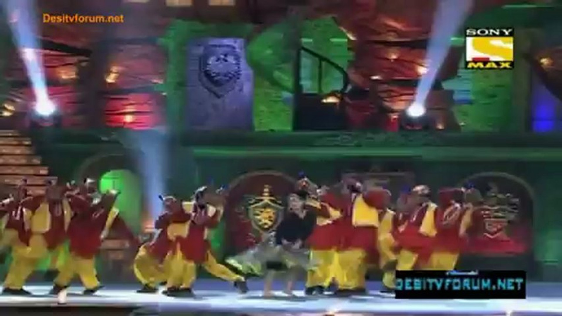 Max Stardust Awards 2013 10th February 2013 Video Watch Online 720p HD Part4