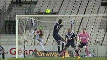 But Ricardo FATY (31ème) - AC Ajaccio - Girondins de Bordeaux (1-0) - saison 2012/2013