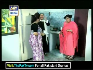 Quddusi Sahab Ki Bewah Episode 55 - February 10, 2013 Part 2