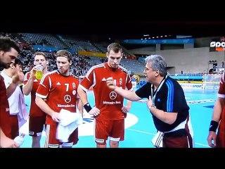 Handball Championship with Nagy Kornél and Putics Barna