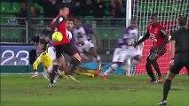 Stade Rennais FC (SRFC) - Toulouse FC (TFC) Le résumé du match (24ème journée) - saison 2012/2013