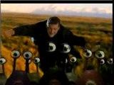 David Hasselhoff w/dancing slugs