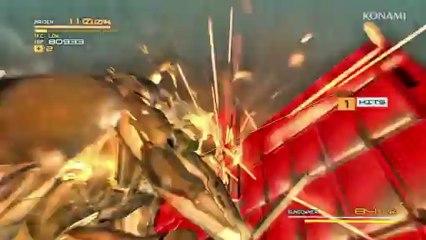 Desperado de Metal Gear Rising : Revengeance