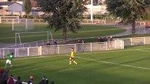 S.C. Schiltigheim - F.C. Sochaux Montbéliard Coupe Gambardella 2012 - 2013