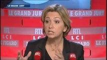Valérie Pécresse, secrétaire générale déléguée de l'UMP, députée des Yvelines, était l'invitée du Grand Jury RTL-Le Figaro-LCI
