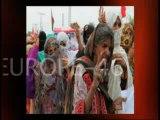 Massive protest against Pak atrocities in Balochistan