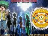 Qui sont les Bladers légendaires - Who are the legendary Bladers - Bladers des 4 saisons, bladers du système solaire