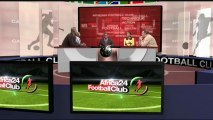 AFRICA24 FOOTBALL CLUB du 11/02/13 - SPECIAL CAN 2013 - partie 1