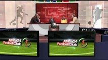 AFRICA24 FOOTBALL CLUB du 11/02/13 -  SPECIAL CAN 2013 - partie 2