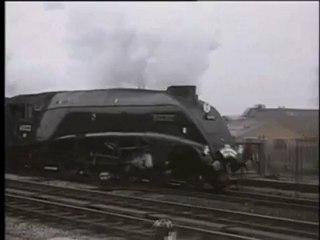 Nejrychlejší parní lokomotiva světa (1963)
